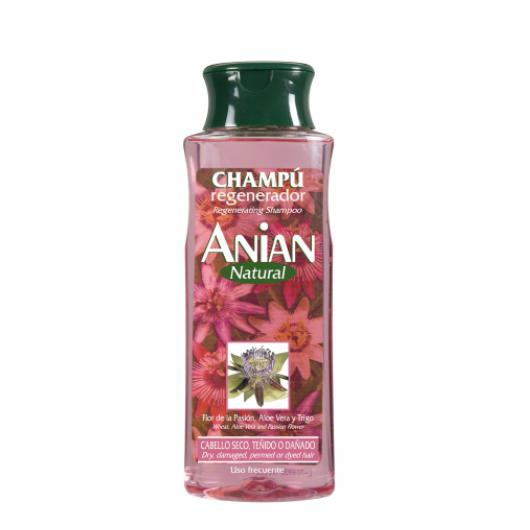 CHAMPU ANIAN 400 ML REGEN.SECOS