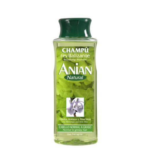 CHAMPU ANIAN 400 ML REVIT.GRASOS