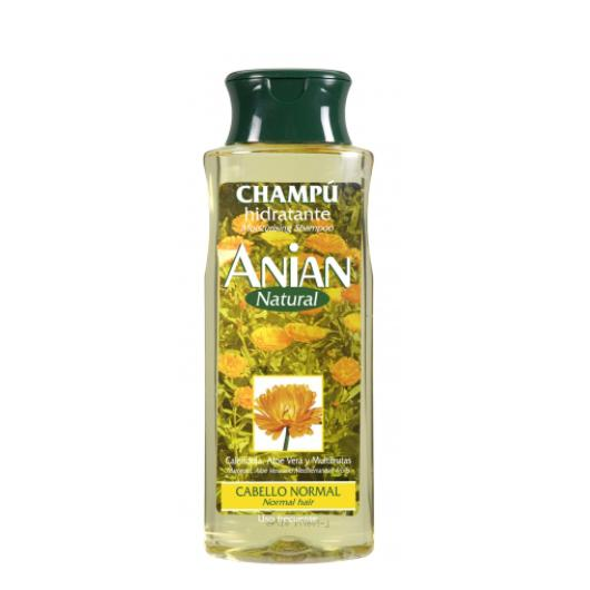 CHAMPU ANIAN 400 ML HIDRA.NORMAL