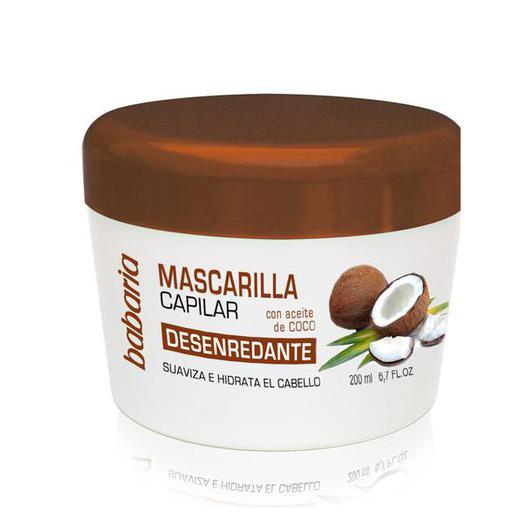 MASCARILLA BABARIA 250 ML COCO 31189