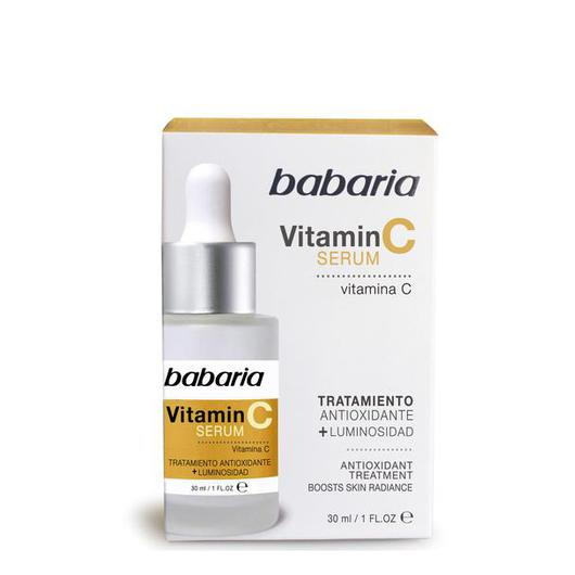 SERUM FACIAL BABARIA 30 ML VITAMINA C 31742