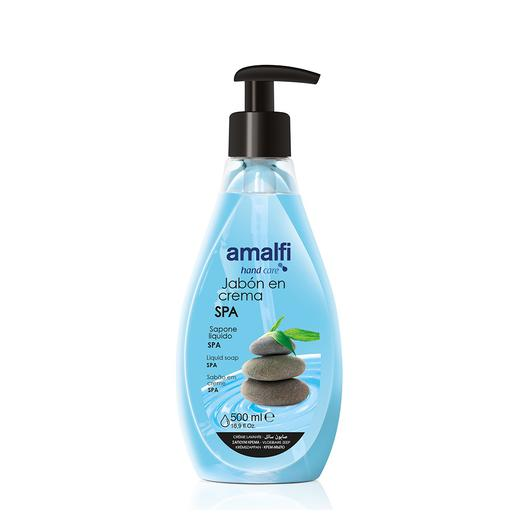 JABON MANOS CREMA AMALFI 500 ML SPA 05774