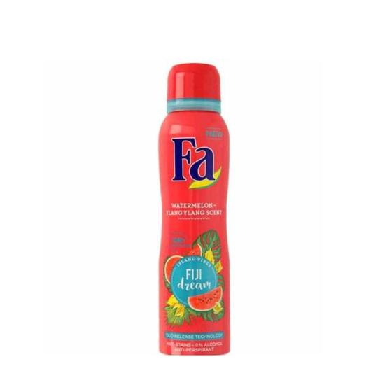 DESODORANTE  FA 200 ML FIJI DREAM