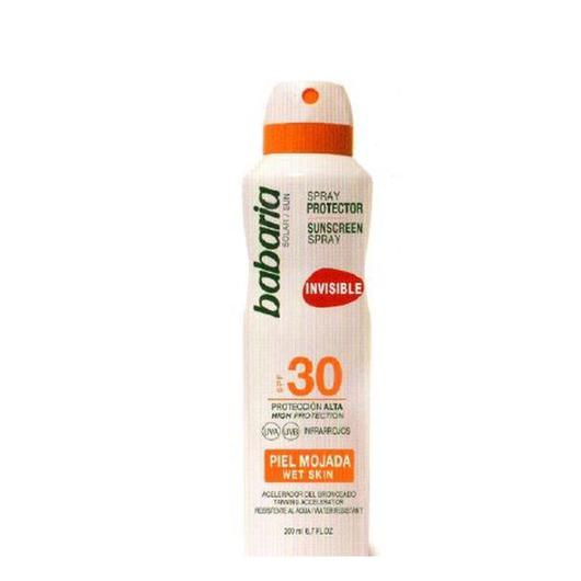 31929 BABARIA SPRAY SOLAR F30 P MOJADA 200 ML