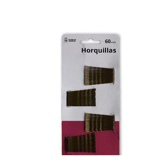 HORQUILLA RUBIA 5 CM 60U A5286