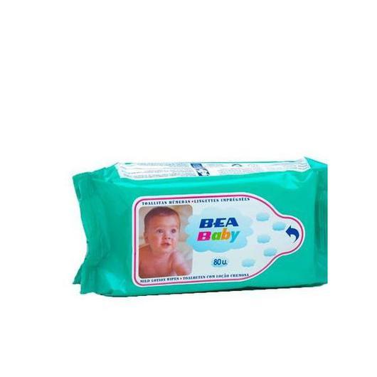TOALLITA INFANTIL BEA BABY 80U 3039