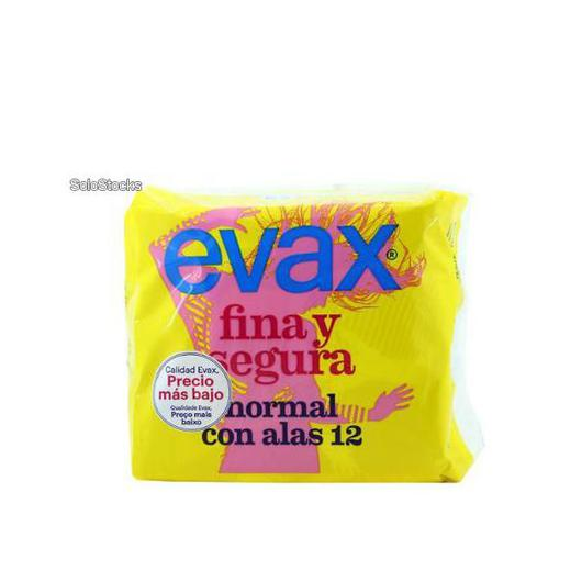 EVAX FINA SEGURA 12U ALAS NORMAL