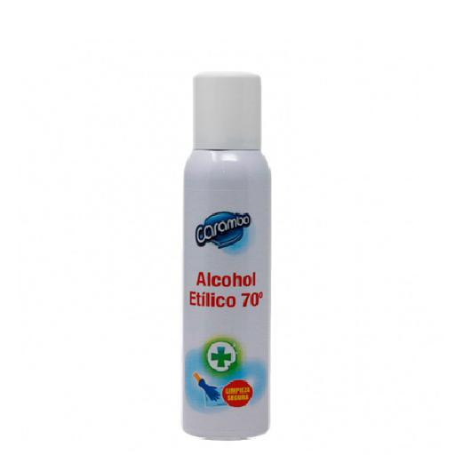 ALCOHOL ETILICO 70º CARAMBA 300ML SPRAY 0101206