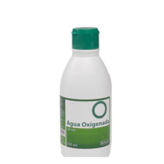 AGUA OXIGENADA 250 ml