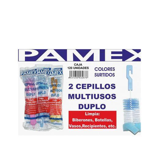 LIMPIA BIBERONES DUPLO PAMEX