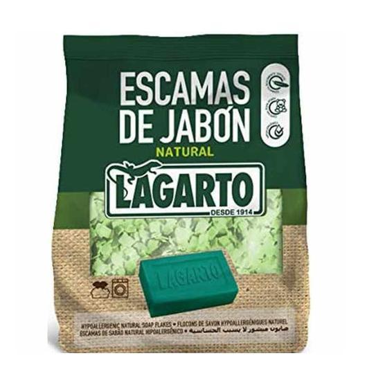 ESCAMAS LAGARTO VERDE ECOPACK 400 GR  380508
