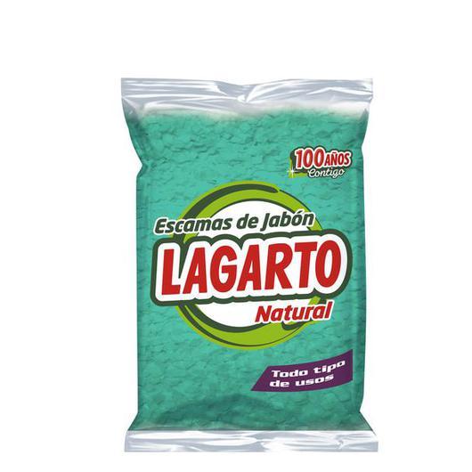 ESCAMAS LAGARTO 250 GR VERDE  380510