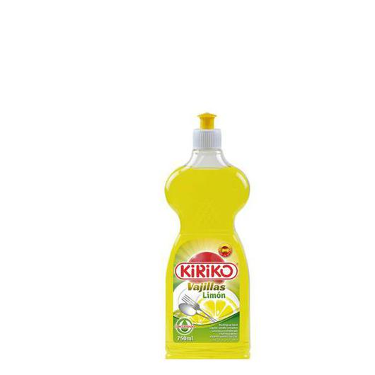 VAJILLAS KIRIKO CONCENTRADO 750ML LIMON 01402