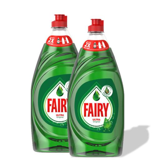 VAJILLAS FAIRY PACK 2x780 ML ORIGINAL