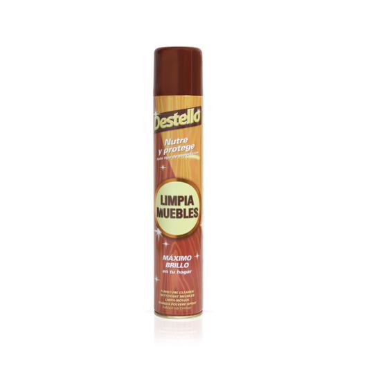LIMPIA MUEBLES DESTELLO 500 ML 04455