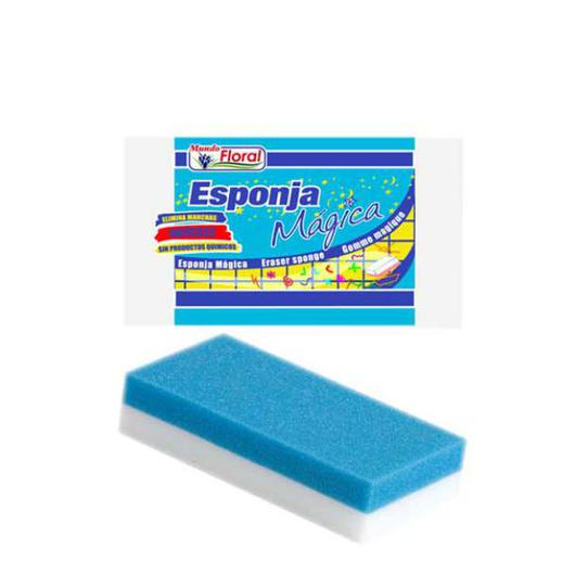 ESPONJA MAGICA FLORAL K40048
