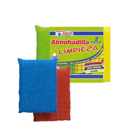 ALMOHADILLA LIMPIEZA 2U K40014