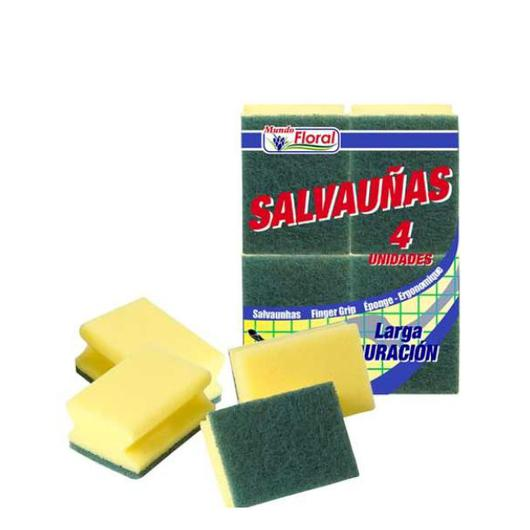 ESTROPAJO SALVAUÑAS 4U K40003