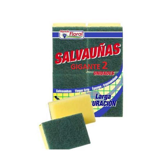 ESTROPAJO SALVAUÑAS 2U GIGANTE K40086
