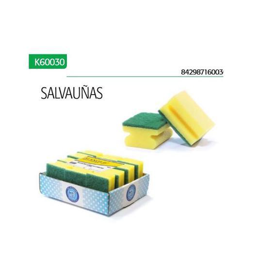 ESTROPAJO PACK 12 U SALVAUÑAS  K60030