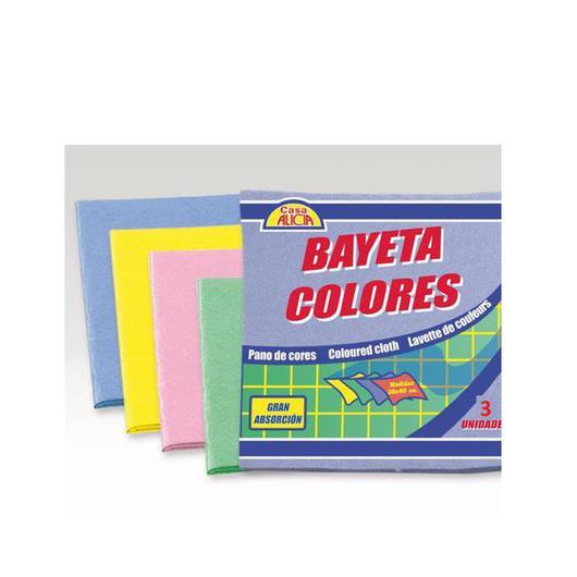 BAYETA COLORES 3U K40087