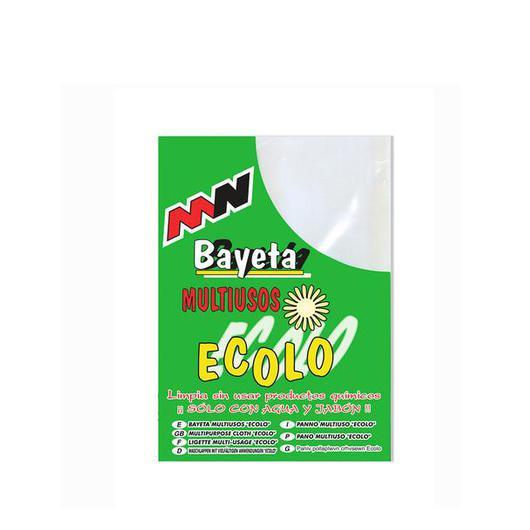 "BAYETA ECOLOGICA ""MN"" R.00109"