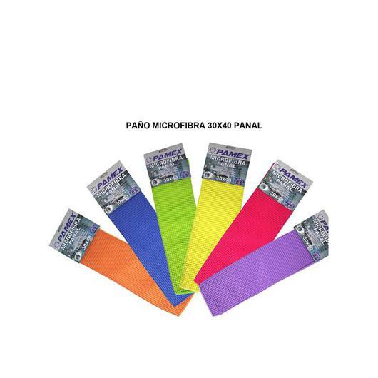 BAYETA MICROFIBRA 30X40 PANAL