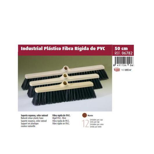 CEPILLO INDUSTRIAL 50CM TACO PLASTICO FIBRA RIGIDA 06782