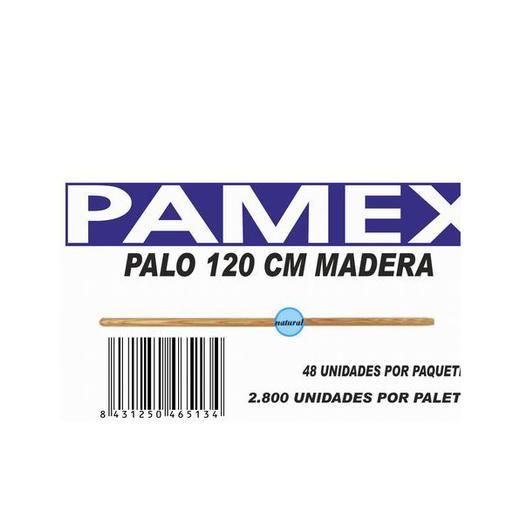 PALO MADERA 120 CM