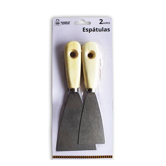 ESPATULAS 2U  5 Y 8 CM A6845