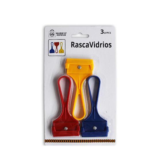 RASCAVIDRIOS COLORES 3U 11 CM A6488