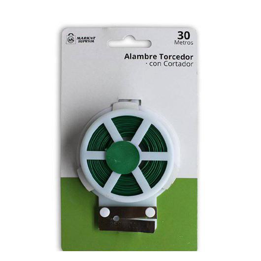 ALAMBRE TORCEDOR CORTADOR JARDIN 30M A5008