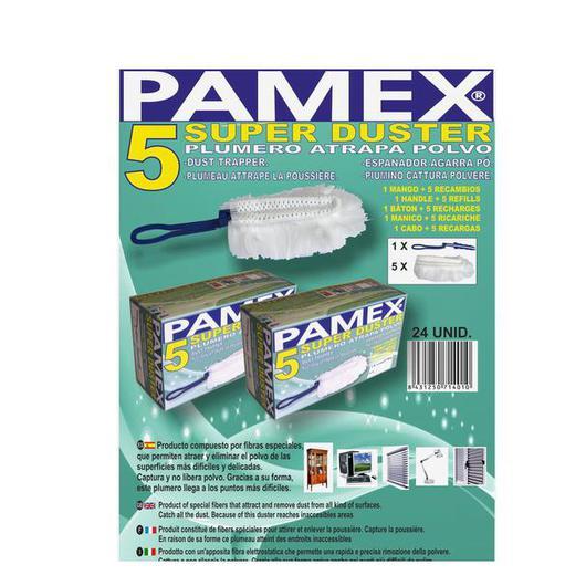 PLUMERO SUPER DUSTER + 5 RECAMBIO
