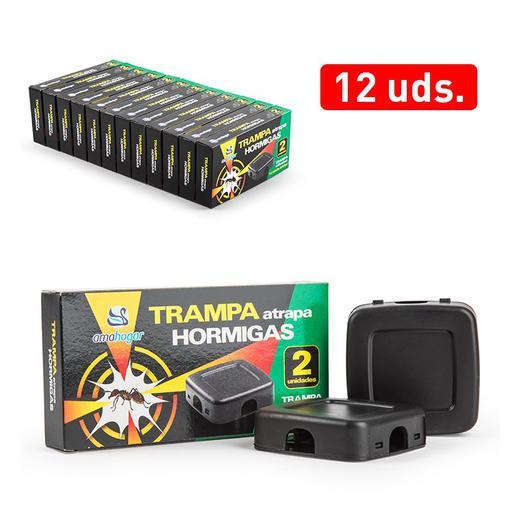 TRAMPA CONTRA HORMIGAS ADHESIVA 01677