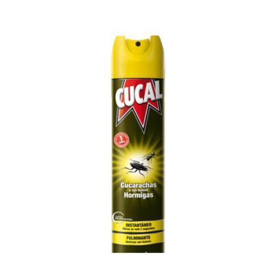 INSECTICIDA CUCAL CUCAS 750 ML