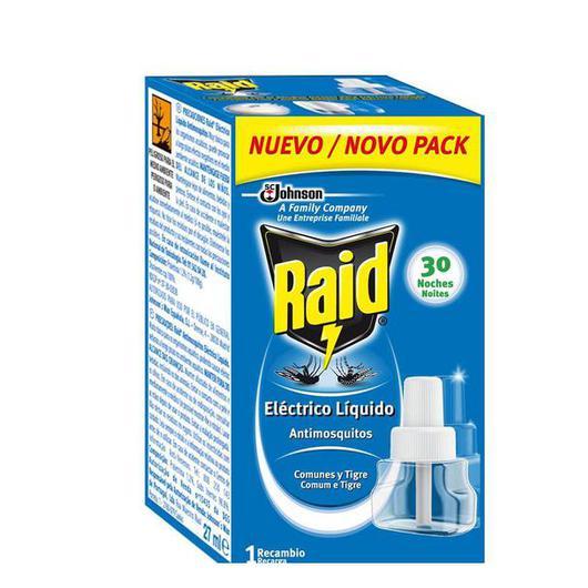 RECAMBIO RAID 30 NOCHES LIQUIDO