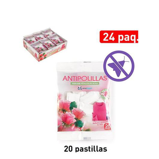 ANTIPOLILLA PETALO ROSA 1.5 GR 00550