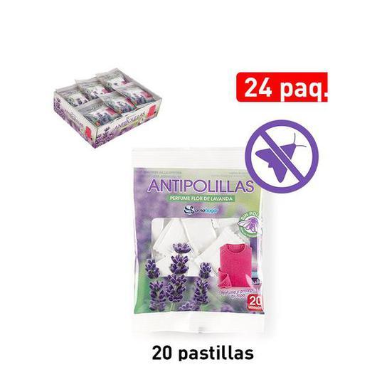 ANTIPOLILLA FLOR LAVANDA 1.5 GR 00551