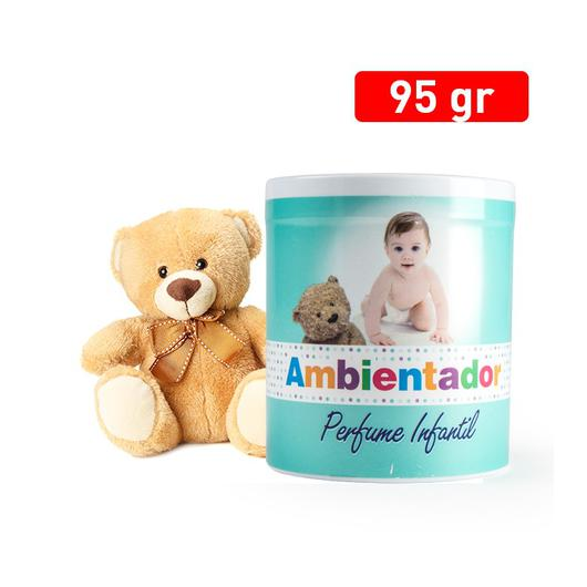 AMBIENTADOR LATA PERFUME INFANTIL 01901