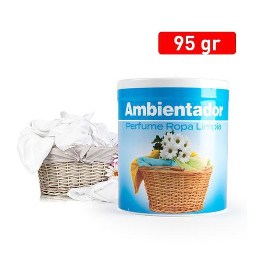 AMBIENTADOR LATA ROPA LIMPIA 01606
