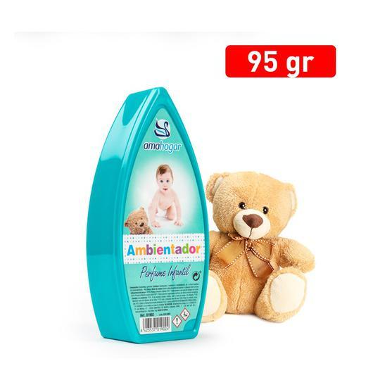 GEL PIRAMIDE PERFUME INFANTIL 01902