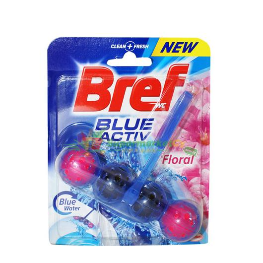 BREF WC BOLAS BLUE ACTIVO FLORAL 50 GR