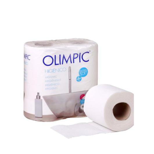 HIGIENICO OLIMPIC 4 ROLLOS  90212