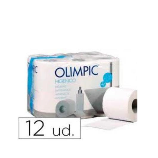 HIGIENICO OLIMPIC 12 ROLLOS 90232