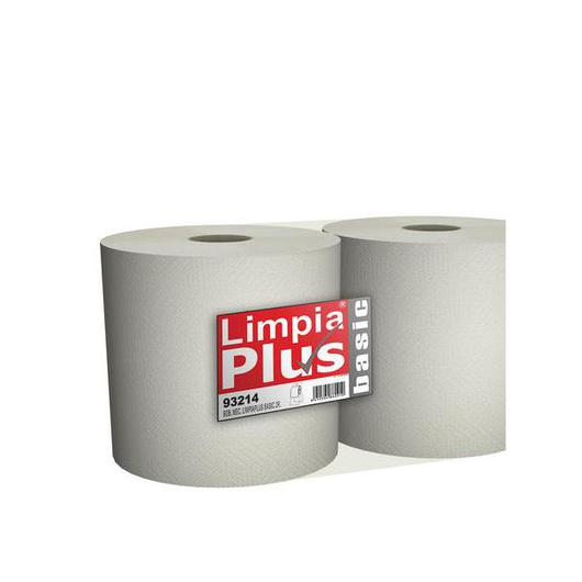 BOBINA MECANICO PACK 2U LIMPIAPLUS LAMIN (2,80KG) 93214