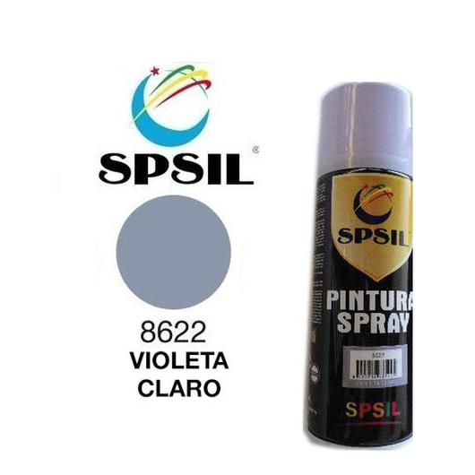 PINTURA SPRAY 200 ML SPSIL VIOLETA CLARO 8622