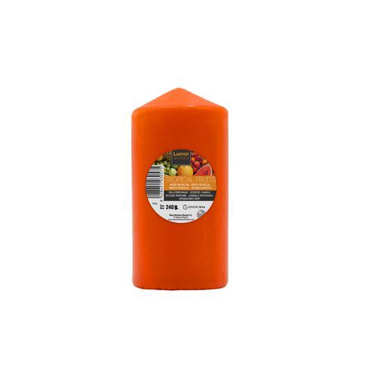 VELA BLOQUE 120x70 PERFUMADO TROPICAL FRUITS 301259.050