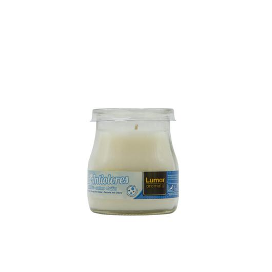 VELA VASO YOGURT PERF. ANTIOLORES LUMAR AROMATIC 900422