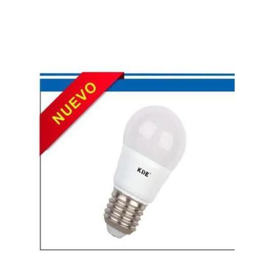 BOMBILLA 45 LEDS E14 5.0W  902167