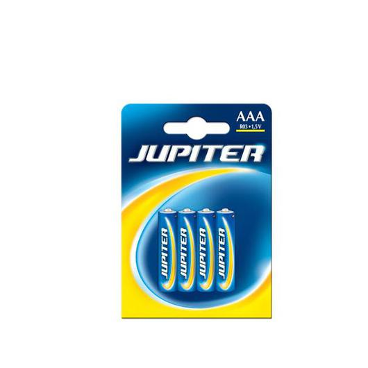 PILA JUPITER SALINA R03 BLISTER 4 UDS 040073/319001